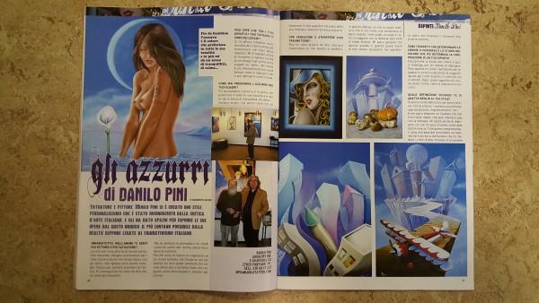 Tattoo Italia Nr. 8 Juli-August 2008
