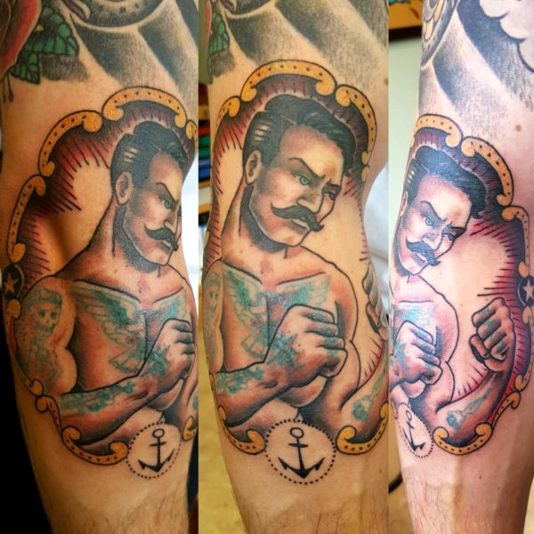 Tattoo - OLD-STYLE