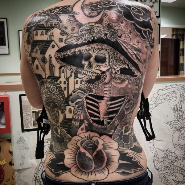 Tattoo - SUPERSIZE
