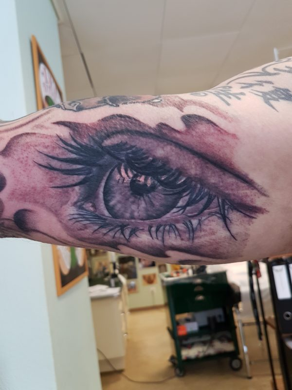 Tattoo - REALISTIC
