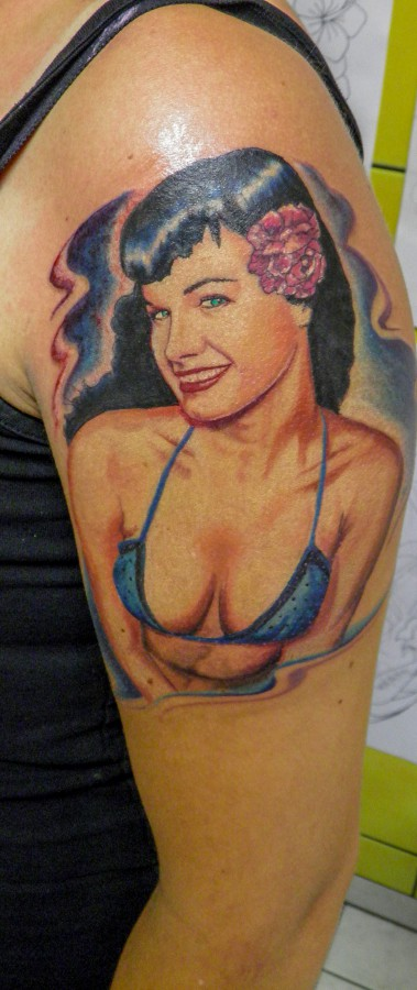 Tattoo - PIN-UP