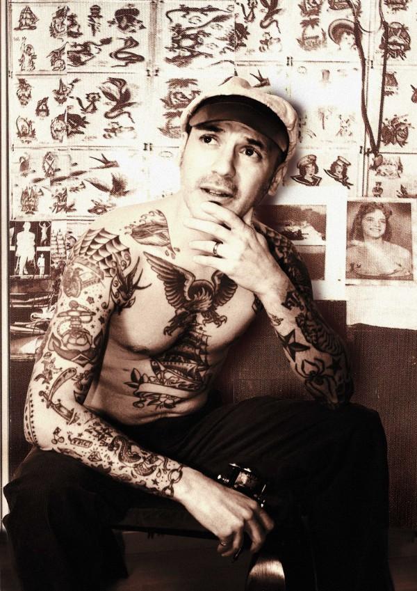 DMP Tattoo